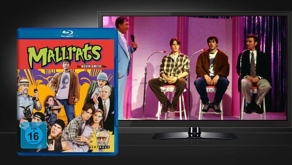 Mallrats - Special Edition (Blu-ray Disc) - Bildquelle: Foo