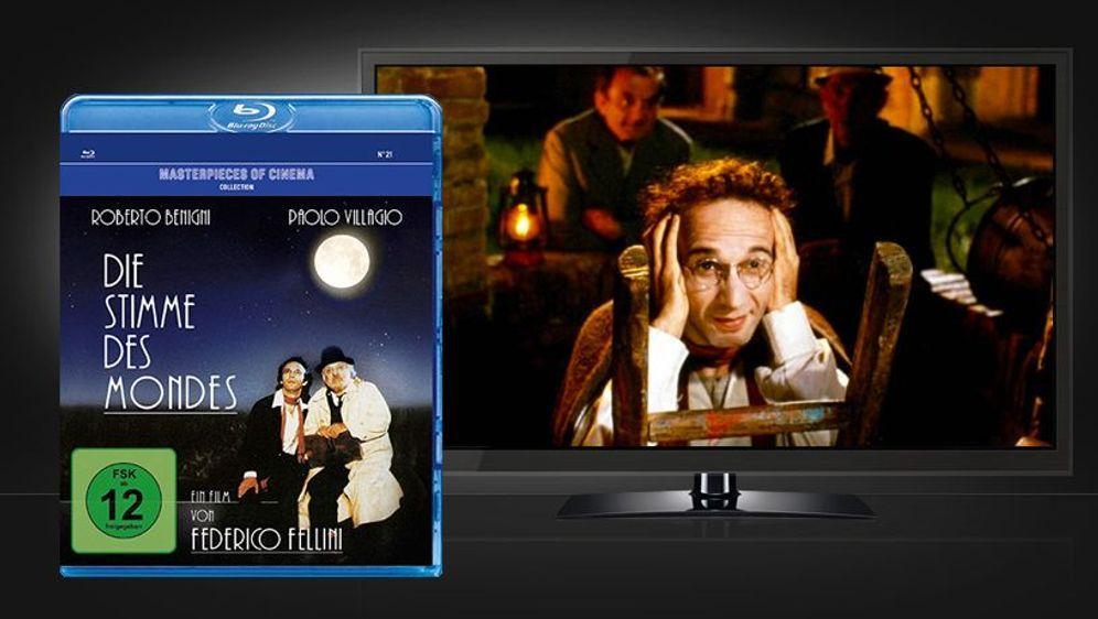 Die Stimme des Mondes (Blu-ray Disc) - Bildquelle: Foo