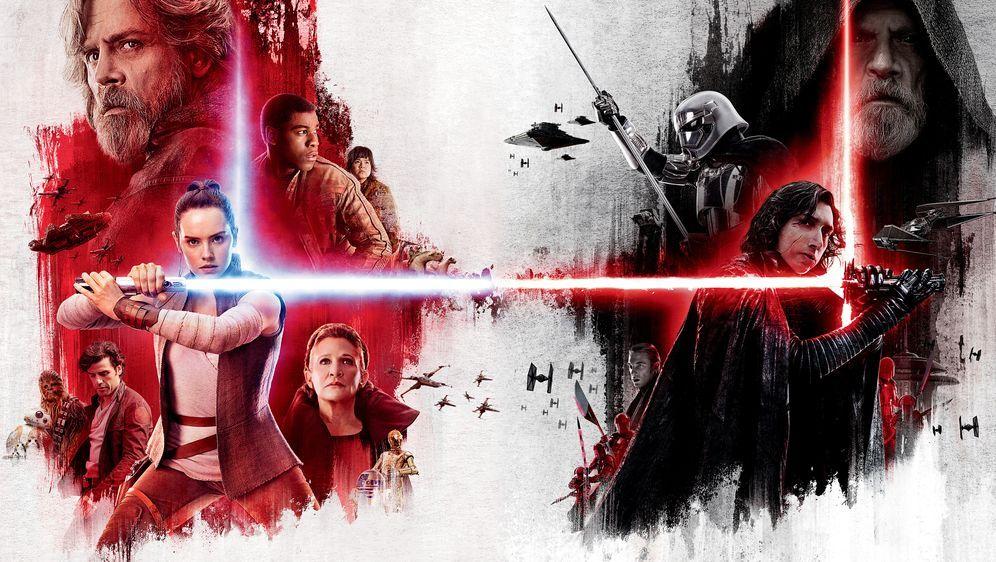 Star Wars: Die letzten Jedi - Bildquelle: Foo